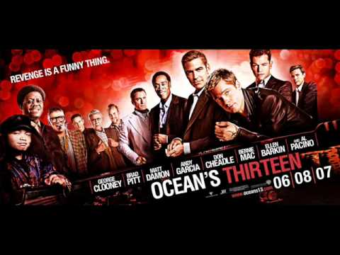Oceans Thirteen soundtrack  Snake Eyes