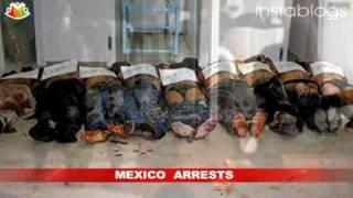 Mexico drug war: leader of gulf cartel zetas arrested