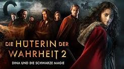 Die Hüterin der Wahrheit 2 - Dina und die schwarze Magie - Trailer [HD] Deutsch / German (FSK 12)