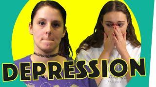 DEPRESSION | BUBBLES mit Coldmirror, Simon Will, Franca (iam.serafina) und KostasKind