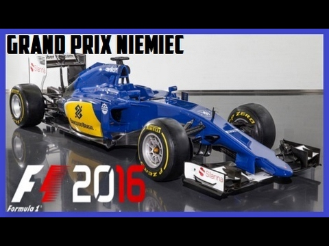 f1 2016 kariera grand prix niemiec sauber f1 team 12 ps4 youtube. Black Bedroom Furniture Sets. Home Design Ideas