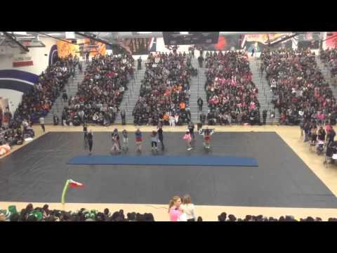 Spring Rally Teacher Dance- Citrus Hill High School- April 8, 2016