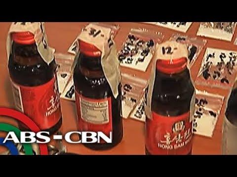4 'tulak-droga' sa mga New Year party, tiklo