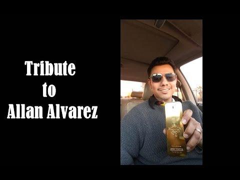 Tribute to Allan Alvarez
