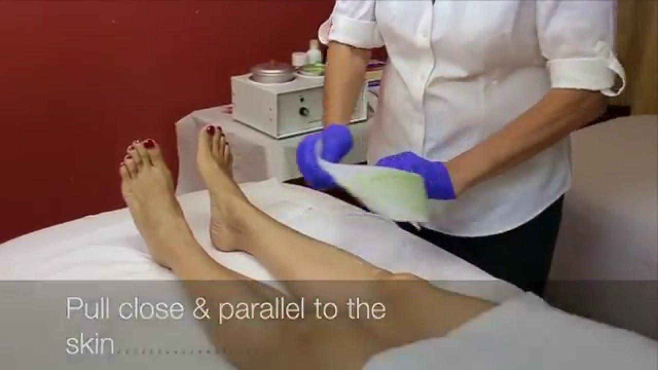 Bacak Ağdası Nasıl Yapılır