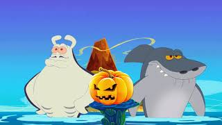 Zig & Sharko  ❓🔍Pumpkins (S01E34.1) 🎃 Full Episode in HD