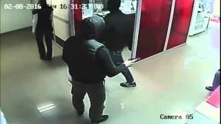 Запорожье ограбление банка 8 февраля 2016 года