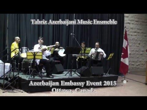 TAMDE Azerbaijan Embassy Event Ottawa 2015