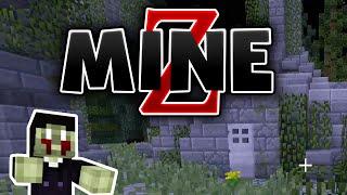 Eine geheime Gruft!   Minecraft MineZ 2   #02