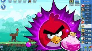 Angry Birds Friends tournament, week 341/B, level 4