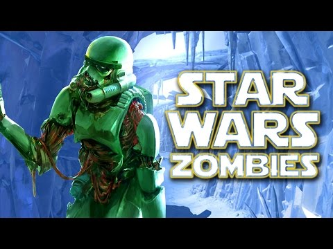 INCREDIBLE! STAR WARS ZOMBIES: HOTH CHALLENGE ★ Call of Duty Zombies Mod
