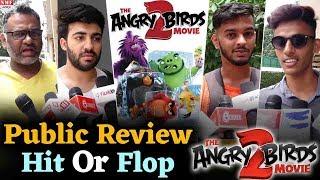 Angry Birds 2 Public Review | Kapil Sharma | Kiku Shardha | Archana