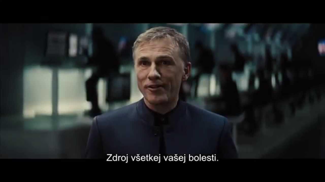 Spectre - 2. slovenský trailer