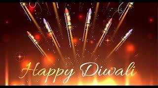 HAPPY DIWALI WISHES VIDEO HD