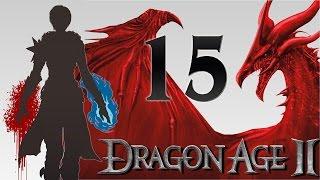 Кошмарный Dragon Age II #15 - Демоница Зезембек: Владычица злых фолиантов [50fps]