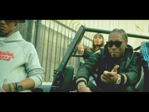 """Future featuring Pusha T & Pharrell """"Move That Dope"""" Music Video Teaser"""