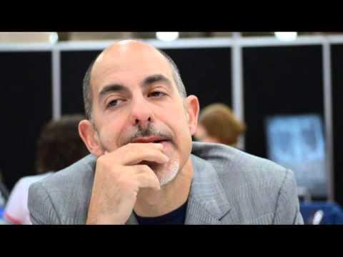 David S. Goyer discusses Da Vinci