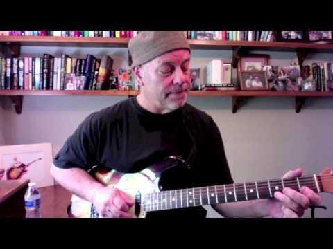 Country Guitar Licks in G #1 -w Bob Ryan