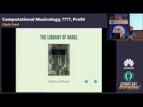 Chris Ford - Computational Musicology, ????, Profit