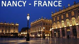 Nancy France: UNESCO World heritage site Place Stanislas & Saint-Nicolas fest - Saint Nicholas