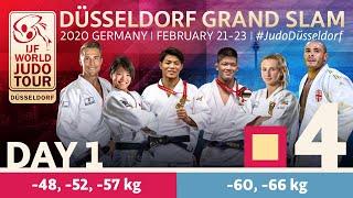 Düsseldorf Grand Slam 2020 - Day 1: Tatami 4