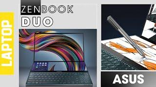 Đánh giá chi tiết ASUS Zenbook Duo: Phiên bản rẻ nhất của chiếc Laptop 2 màn hình