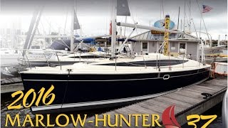 2016 Marlow Hunter 37 New Sailboat for sale at Little Yacht Sales, Kemah Texas