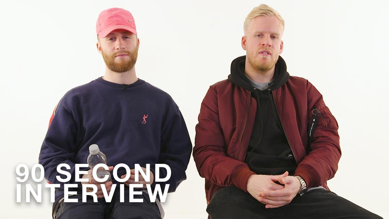 second interview snakehips 90 second interview snakehips