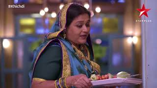 vuclip Khichdi | Why Is Hansa Banned From The Kitchen?