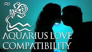 Aquarius Love Compatibility: Aquarius Sign Compatibility Guide!