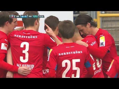 Höjdpunkter: HIF:s supersnabba vändning gav seger i krismötet - TV4 Sport