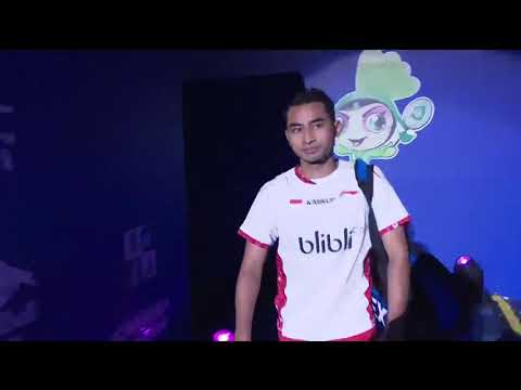 TOTAL BWF Thomas & Uber Cup Finals 2016 | Badminton F-Thomas Cup-INA vs DEN