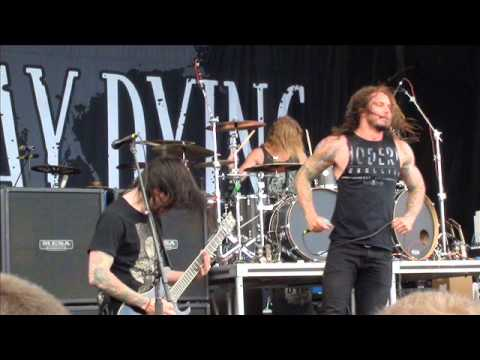 As I Lay Dying on Tim's Arrest -- Randy Blythe, Hung Out to Dry -- QOTSA 2 new songs streaming