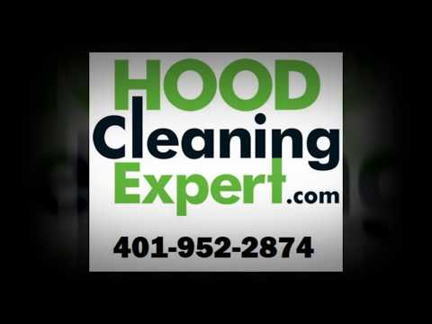 Arlington MA Kitchen Exhaust Cleaning with Hot Water and Steam!
