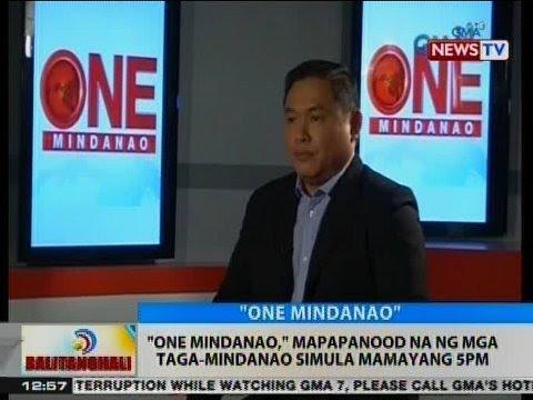 BT: 'One Mindanao,' mapapanood na ng mga taga-Mindanao simula mamayang 5pm