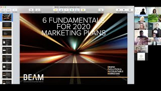 "Whitehorse Business Group - Presents BEAM's ""6 Fundamentals of Marketing"""