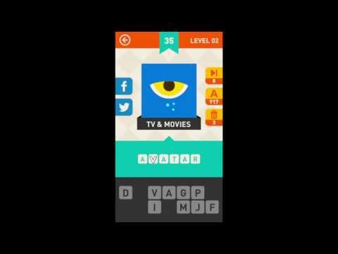 Icon Pop Mania - Level 2 All Answers Walkthrough