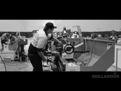 Meet: Matt Sawers, 2015 Skillaroo - Manufacturing Team Challenge