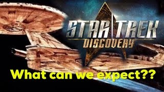 Star Trek Discovery Revealed | Klingons / Romulans ?? | What can we expect ??