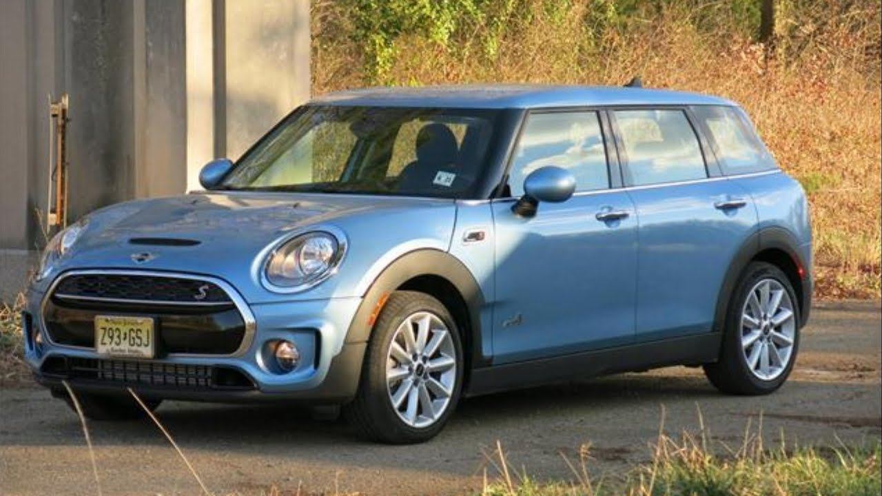 Mini Cooper Clubman 2018 Car Review Youtube