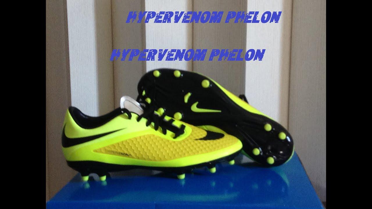 3901ce290 ... inexpensive unboxing nike hypervenom phelon fg vibrant yellow black  8b2c5 04321