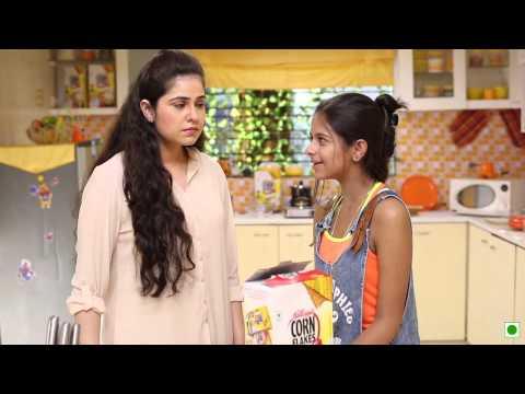 "Nutty Cornflakes Rocks (Kellogg's Waale Guptaji Ki Family ka ""Friend Request Wala Nashta"")"