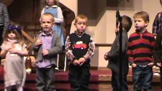 Jesus Love Me - Christmas Program at Orland Park Christian Reformed Church