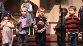 Jesus Love Me - Christmas Program at Orland Park Christian Reformed Church