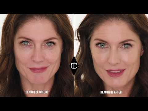 How to use Hollywood Filter to BOOST your complexion | Charlotte Tilbury