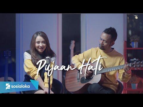 PUJAAN HATI - KANGEN BAND ( Ipank Yuniar Ft. Meisita Lomania Cover & Lirik )