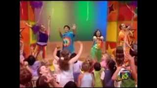hi 5 usa living in a rainbow ending version