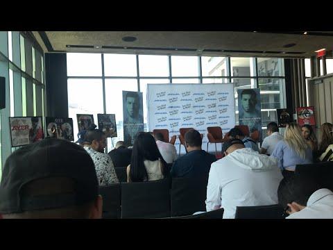 Anuel AA conferencia de prensa