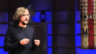 The weight of data: Jer Thorp at TEDxVancouver