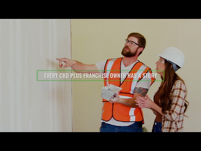 CBD Plus USA - Construction Worker
